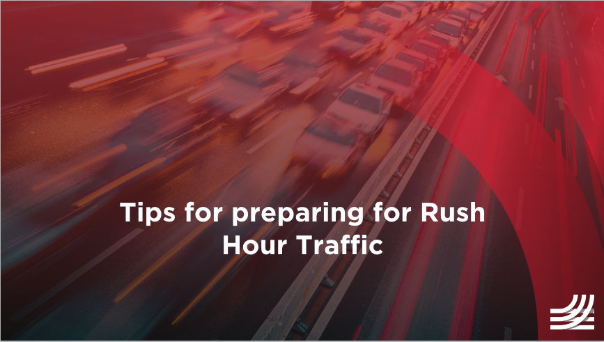 RUSH HOUR TRAFFIC TIPS FOR TRUCK DRIVERS