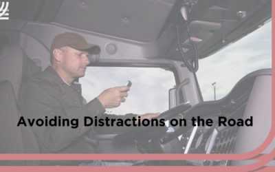 Avoiding Distractions and Staying Safe on the Road