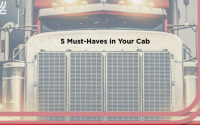 Must Haves In Your Cab