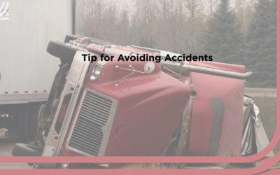 Tips for Avoiding Accidents