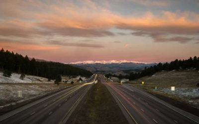 Maintaining Safety While Driving Through the Mountains