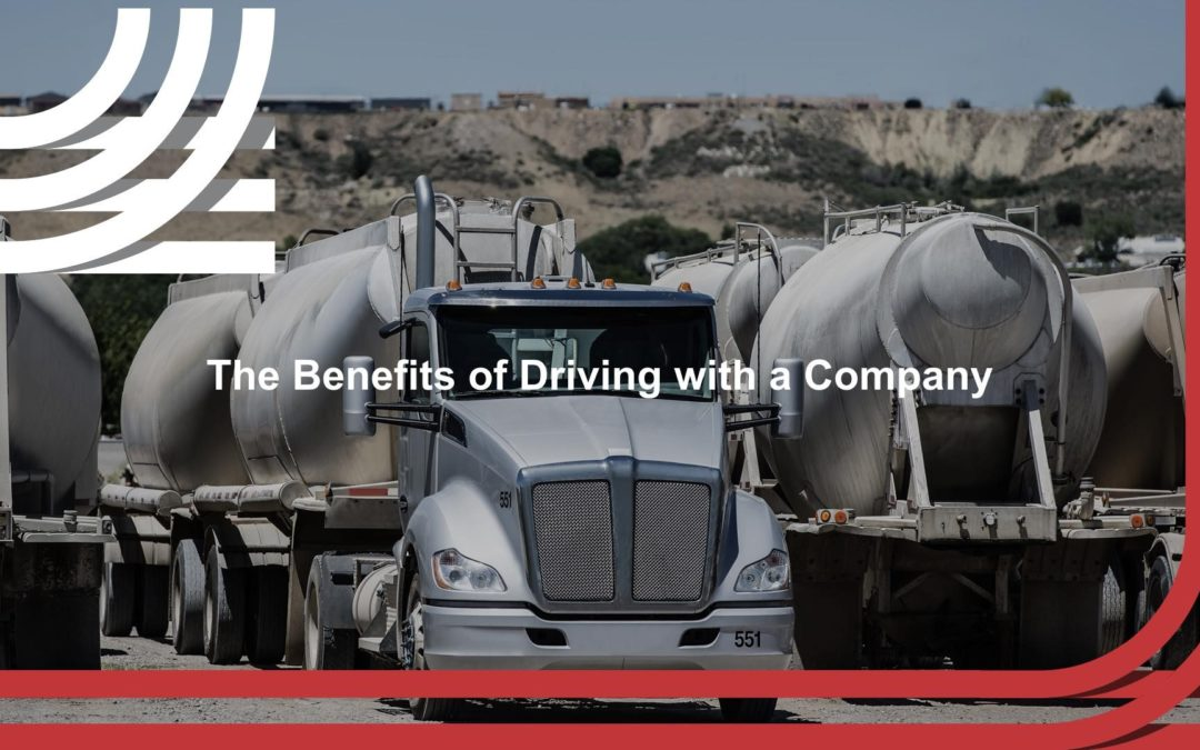 benefits of driving with US Transport
